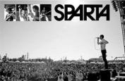 Scorpio Posters SCO1341 Sparta - Live on stage Poster Print - 24 x 23