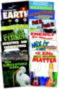 Teacher Created Resources My Science Library Paperback Book Set Grade 3-4 Set - 12