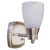 ITC INCORP. 3400CS8342 Marquis Series Small Pin Up Light - Nickel