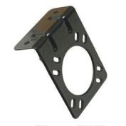 Pollak 12711U Tow Wiring Connector Bracket Black