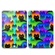 DecalGirl IPDM3-RCATS Apple iPad Mini 3 Skin - Rainbow Cats