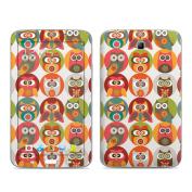 DecalGirl ST37-OWLFMLY for Samsung Galaxy Tab 3 18cm Skin - Owls Family