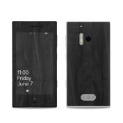 DecalGirl NL28-BLACKWOOD Nokia Lumia 928 Skin - Black Woodgrain