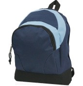 Harvest LM185 Navy Kids Backpack 14 x 28cm x 15cm .