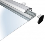 Testrite Visual Products UCCP Universal Hanging Clips