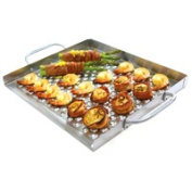 Onward Mfg 69712 Professional Stainless Steel Flat Grill Topper