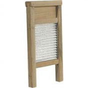 Behrens Manufacturing Galvanised Metal Washboard BWBG7