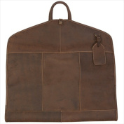 Canyon Outback Leather CS602-44 Turtle Creek Leather Garment Sleeve Distressed Brown