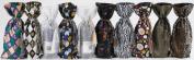 Joann Marie Designs IBT6X15SG Printed Wine Bag - Gold Stars Pack of 12