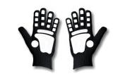 Fan Hands 999653 Clap-Enhancing Gloves Black - Youth