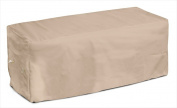 KoverRoos 44207 Weathermax 2.4m Bench Cover Toast - 96 W x 25 D x 36 H in.