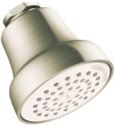 Cleveland Faucet Group 140501 Showerhead Water Saving Brushed Nickel 1.75 Gpm