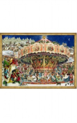 SELL ADV780 Sellmer Advent - Victorian style Carousel at Christmas