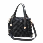 Eastwind Gifts 10016240 Jet Set Black Shoulder Bag