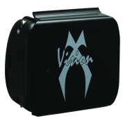 Vision X Lighting 9155296 Black Polycarbonate Cover For 3 LED Low Pro Xtreme