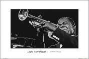 Hot Stuff 2010-24x36-CE Louis Amstrong Poster