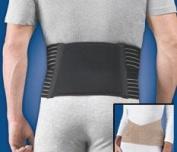 Fla 31-7505 Thermal Lumbar Support Black Medium