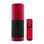 DecalGirl AECO-SS-RED Amazon Echo Skin - Solid State Red
