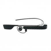 DecalGirl GGLS-CARBON Google Glass Skin - Carbon