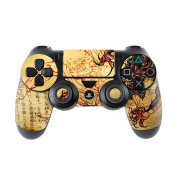 DecalGirl PS4C-DRGNLGND Sony PS4 Controller Skin - Dragon Legend