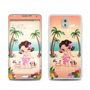 DecalGirl SGN3-HULALULU for for for for for for for for for for Samsung Galaxy Note 3 Skin - Hula Lulu