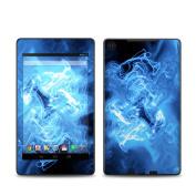 DecalGirl GN72-QWAVES-BLU Google Nexus 7 2013 Skin - Blue Quantum Waves