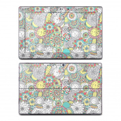 DecalGirl MISP-FADED Microsoft Surface Pro Skin - Faded Floral