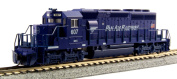 Kato USA Model Train Products 607 N EMD SD40-2 Early Pan Am Railways Train