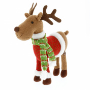 Reindeer Plush 30cm Christmas Pet - Great with Your Holiday Elf