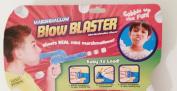Marshmallow Blow Blaster Mini Marshmallow Shooter Toy Gun
