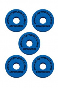 Cympad CS15/5-B Cympad Chromatics Set 40/15mm, Blue