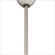 Matthews-Gerbar 10DR-BN Down Rod - 25cm . Brushed Nickel
