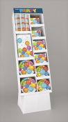 Unique Industries 42007 135 Pieces Paperware LP Display Set
