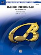 Alfred 00-CO00144C S DANCE INFERNALE