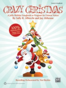 Alfred 00-39938 CRAZY CHRISTMAS-TCHR BK