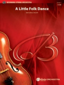 Alfred 00-41183S S Little Folk Dance A-Bbs Book
