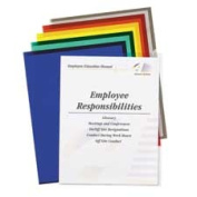 C-Line Products- Inc. CLI62127 Project Folders- 28cm .x 8-.130cm .- Clear