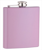 FJX Wholesale HFL-PD004P 180ml Pink Painting Flask
