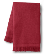 Anvil T101 Towels Plus By Fringed Spirit Towel Spirit Red - One Size