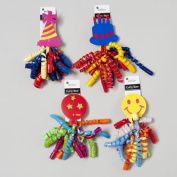 RGP G24612 Bow Curly Birthday 4 Assorted Design Pack Of 48