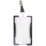 Baumgartens Horizontal Badge Reel Card Holder