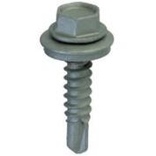ITW Teks 21412 Screw Lathe Drill Point 12 x 1