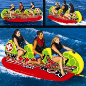 Wow Sports 13-1060 Dragon Boat Inflatable And Towable Water Sport