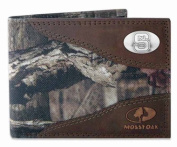 ZeppelinProducts NCS-IWNT1-MOS NC State Passcase Nylon Mossy Oak Wallet