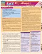 BarCharts- Inc. 9781423214458 Sat Equations & amp;amp; Answers