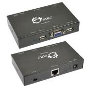 Siig CE-KV0511-S1 USB VGA KVM Console Extender