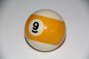 Replacement Ball #9 - EPCO Economy Regulation Billiard or Pool Set, 170ml, 5.7cm diam