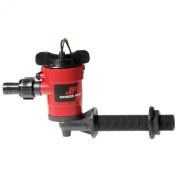 Johnson Pumps of America 38502 Marine 90 Degree 500 GPH Cartridge Aerator Pump