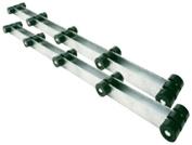 Dutton-Lainson 21755 150cm Bunk Rollers