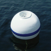Taylor Made Products Sur-Moor T3C Boat Mooring Shackle Nest Buoy, 46cm